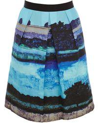 Coast Cylne Scenic Skirt - Lyst