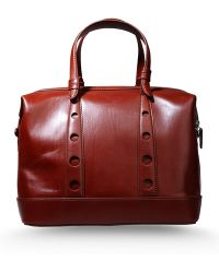 Myriam Schaefer Medium Leather Bag - Lyst