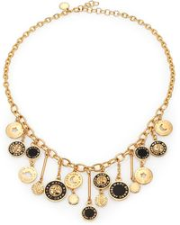 Marc By Marc Jacobs Stardust Charm Necklace - Lyst