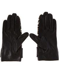 Karen Millen - Bow Glove - Lyst