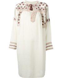 Etoile Isabel Marant 'Viola' Dress - Lyst
