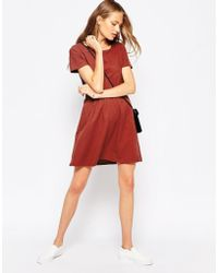 Gsus Sindustries - Jessy Jersey Dress - Lyst