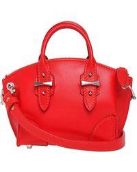 Alexander McQueen - Mini Legend Soft Leather Shoulder Bag - Lyst