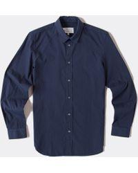 Maison Margiela Slim Fit Shirt - Lyst