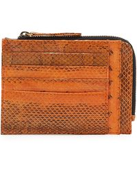 Beirn - Watersnake Double-sided Card Case - Lyst