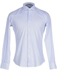 At.p.co | blue Shirt | Lyst