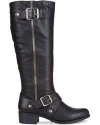 Rampage Martha Zipper Boots - Lyst