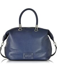 Marc By Marc Jacobs - New Too Hot Handle Amalfi Coast Leather Top Zip Satchel - Lyst