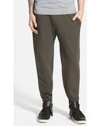 Athletic Recon 'Marshall' Stretch French Terry Jogger Sweatpants - Lyst