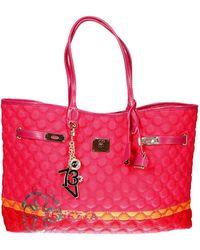 V73 - Handbag Bag Cruise Nylon Shopping Multicolor - Lyst