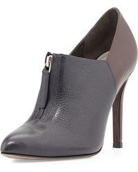 Pour La Victoire Ziva Colorblock Ankle Boot - Lyst