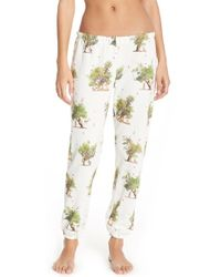 All Things Fabulous - 'tree Friends' Print Pants - Lyst