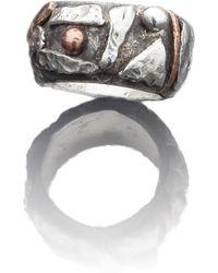 Antonella Tanzini | Crude Ring | Lyst