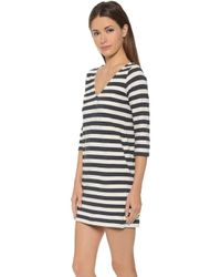 The Lady & The Sailor - Tunic Dress - Vintage Stripe - Lyst
