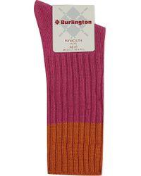 Smythson - Plymouth Wool Socks - Lyst