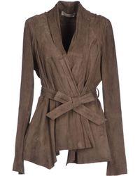 Alysi Full-length Jacket - Lyst