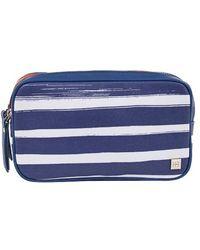Hudson+Bleecker - Portofino Cosmetic Beauty Bag - Lyst