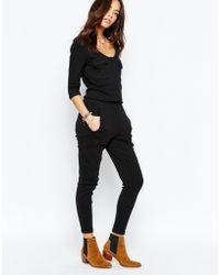 Esprit - Jersey Jumpsuit - Lyst