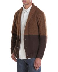 Obey The Holden Cardigan - Lyst