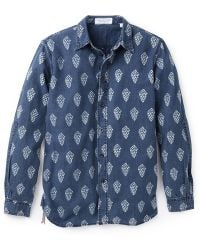 Red Ear - Printed Shirt - Lyst