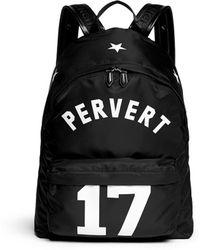 Givenchy 'Pervert 17' Nylon Backpack - Lyst