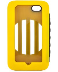 Marc By Marc Jacobs Out Loud Iphone5 Case - Lyst