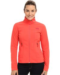 The North Face Pink Calentito Jacket - Lyst