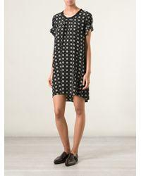 Sea Geometric Print Shift Dress - Lyst