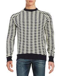 Lucio Castro | Textured Sweater | Lyst