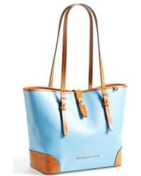 Dooney & Bourke 'Claremont - Dover' Leather Tote - Lyst