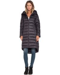 Patagonia Downtown Loft Parka - Lyst