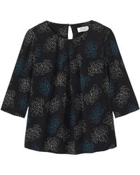Toast - Dotted Floral Top - Lyst