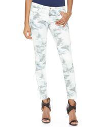 Iro Aden Printed Skinny Jeans - Lyst