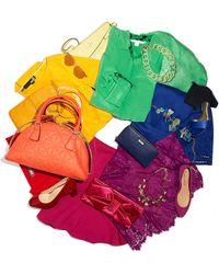 Hobo Sable Ring Zip Clutch Bag - Lyst