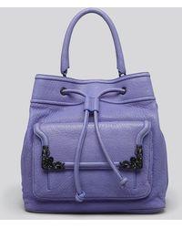 McQ Backpack Convertible Duffle - Blue