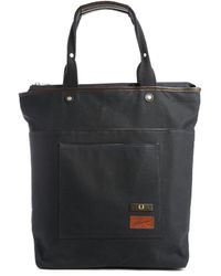 Fred Perry British Millerain Tote Bag - Blue