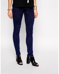 Cheap Monday Tight Skinny Jeans - Lyst