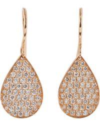 Irene Neuwirth Diamond Collection Drop Earrings - Lyst