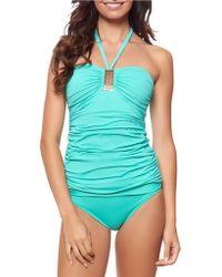 Bleu Rod Beattie - A Gilt Trip Bikini Bottom - Lyst