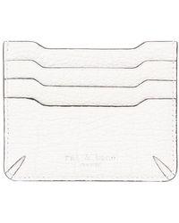 Rag & Bone - Crosby Crackle Card Holder - Lyst