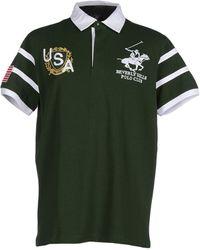 Beverly Hills Polo Club Polo Shirt - Green