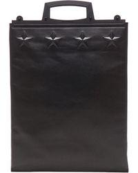 Givenchy - Debossed Star Rave Bag - Lyst