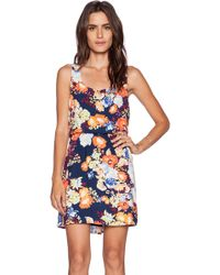 Splendid Splring Blooms Tank Dress - Lyst