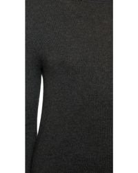 Ayr - The Turtleneck Sweater - Heathered Silver - Lyst