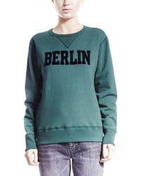 Riding High Berlin Sweatshirt - Lyst