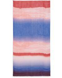 Cynthia Vincent Desert Sky Scarf - Blue
