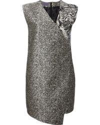 Emanuel Ungaro Sleeveless Dress - Lyst