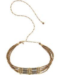 Vanessa Mooney - The Marion Choker Necklace - Lyst