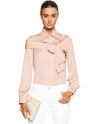 DSquared² Broadway Blouse - Lyst