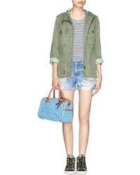 Mischa | Mini Overnighter Duffle Bag | Lyst